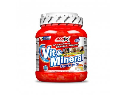 amix vit and mineral 30 packs