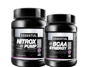 PROM-IN BCAA Synergy 550g + Nitrox Pump 750g